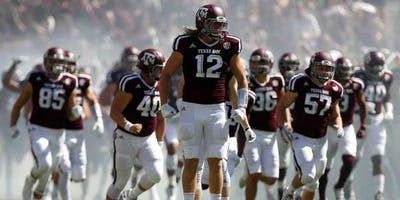 TEXAS A&M WATCH PARTY & HAPPY HOUR