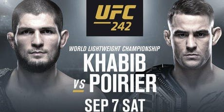 UFC Fight Night (242) tickets