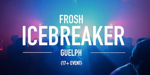 The Frosh Icebreaker // Guelph // 2019