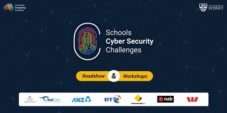 Schools Cyber Security Challenges Tasmania Launch and Workshop - Hobart tickets