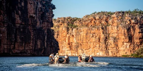 Escape to The Kimberley Tickets, Thu 17/10/2019 at 4:00 pm