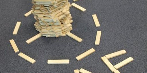 Build it with planks! - Sam Merrifield
