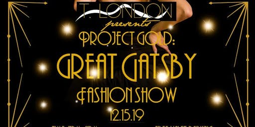 The Great Gatsby Fashion Show