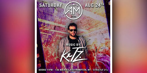 KXTZ @ AM Southampton - August 24th