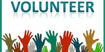 Pop-up Volunteering Information, Ages 15+