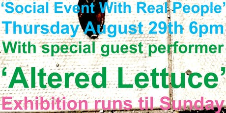 Social Event With Real People tickets