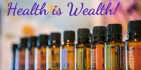 FREE Intro to Essential Oils and Business Opportunity Class (2pm & 4pm) tickets