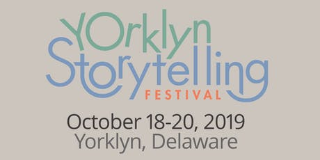 2019 Yorklyn Storytelling Festival tickets