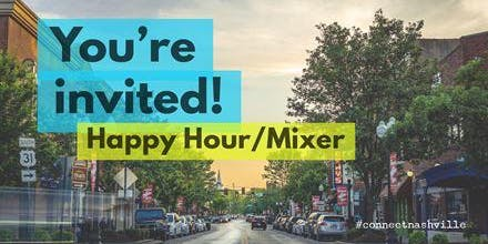 Connect Franklin Happy Hour w/ The Williamson Chamber