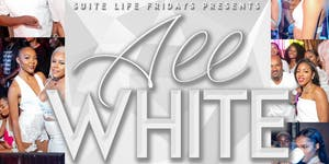Suite Life Fridays All White Affair at Suite Lounge Hos...