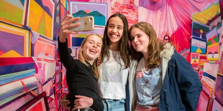 Art IRL: Teen Takeover tickets