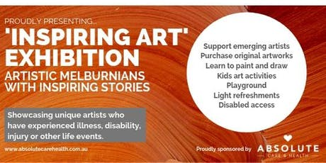 Inspiring Art Exhibition tickets