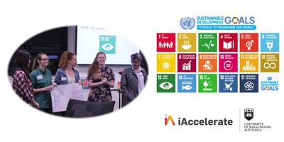 #ACT4SDGs Final Pitch Night at iAccelerate