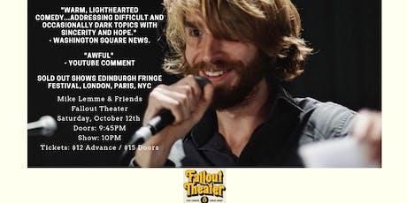 Mike Lemme & Friends tickets