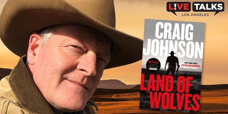 "An Evening with Craig Johnson and cast members of ""Longmire"" on Netflix tickets"