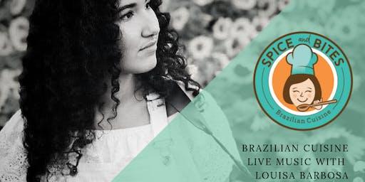 Spice and Bites Brazilian Cuisine Launch event