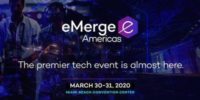 eMerge Americas 2020 Early Bird Registration