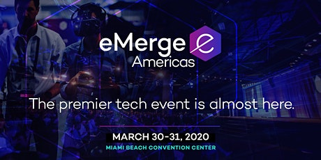 eMerge Americas 2020 Early Bird Registration tickets