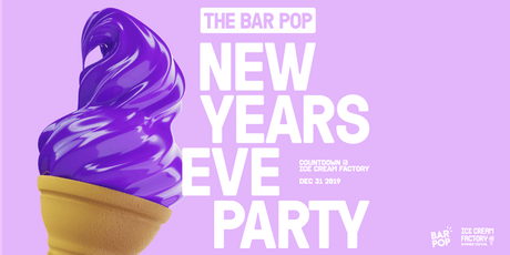 Bar Pop NYE Party 2019 tickets