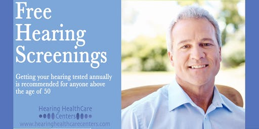 Hearing Screenings - Free in Wheat Ridge - Week 2