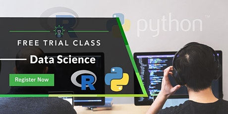 Free Trial Class: Data Science with Python tickets