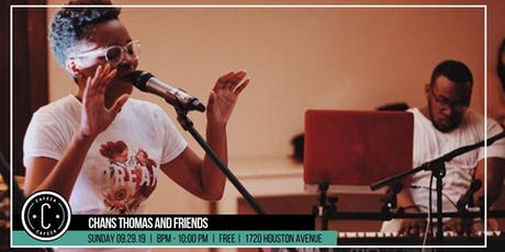 Cafeza Presents - Chans Thomas tickets