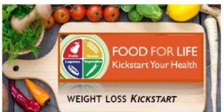 Food For Life Kickstart Your Health - 5 Class Community Series
