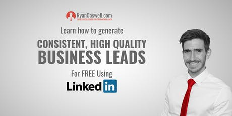B2B Lead Generation Mastery With LinkedIn tickets