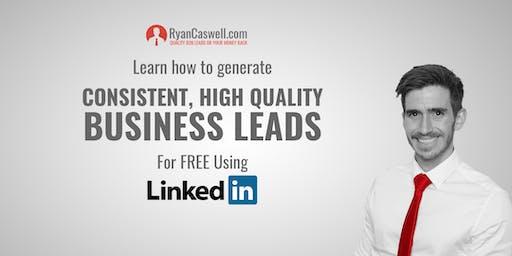 B2B Lead Generation Mastery With LinkedIn - Brisbane