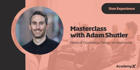 User Experience Design Business Masterclass tickets