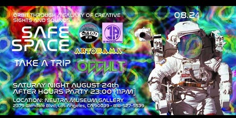 Safe Space L.A. - a psychedelic arthouse afterparty tickets