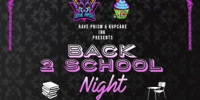 Back 2 School Night