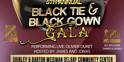 "Black Tie & Black Gown ""Lets Break The Silence""Gala"