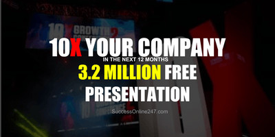 10X Your Company In The Next 12 Months