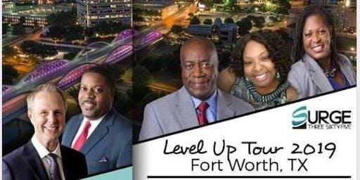 Level Up Surge365 Tour