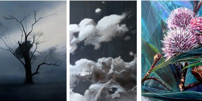 ART EXHIBITION: Ground to Sky OPENING NIGHT