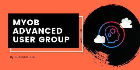 MYOB Advanced User Group tickets
