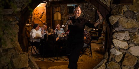 Sensory Dinner at The Hobbit House by chef Daniella de la Puente tickets