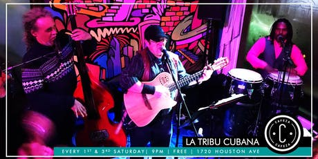 Cafeza Presents - La Tribu Cubana tickets