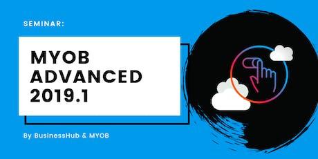MYOB Advanced 2019.1 Seminar | Morning  tickets