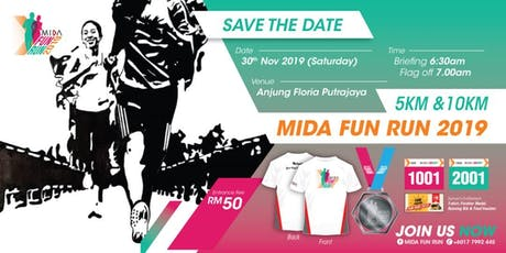 MIDA Fun Run 2019 tickets