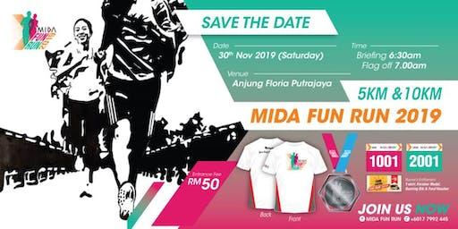MIDA Fun Run 2019