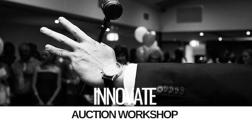 Innovate Auction Workshop