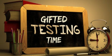 What's on the Test? Understanding CPS Gifted Testing & Admissions 2019 tickets