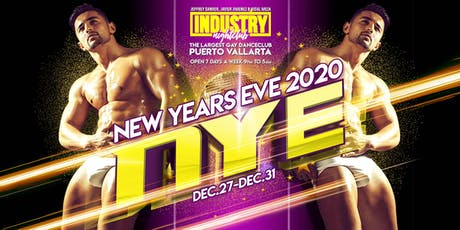INDUSTRY NIGHTCLUB VIP PRIORITY ENTRANCE PASS NYE WEEKEND 2019/2020 boletos