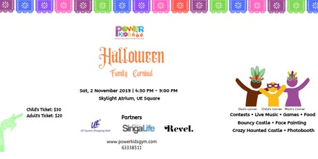 Halloween Family Carnival tickets