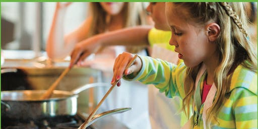 Cooking Basics for Girls