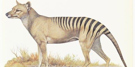 PHA(Tas) Lecture: Nic Heygarth:' Thylacine bounty, 1888-1909' tickets