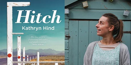 Kathryn Hind Author Event at Erina Library tickets