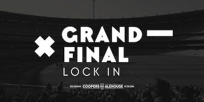 AFL Grand Final Lock In